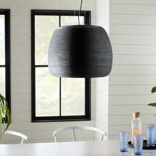 Tech Lighting Karam 1-Light Drum Pendant