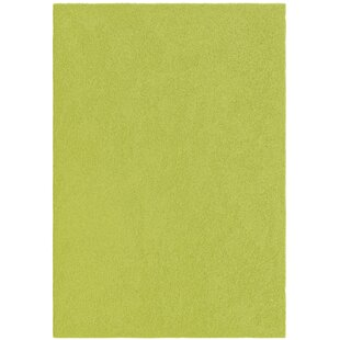 Elsea Lime Green Area Rug
