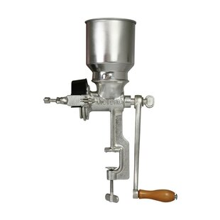 Grain Grinder with Clamp