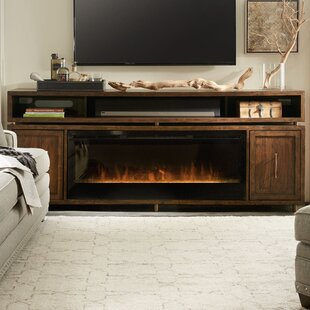 BigSur TV Stand for TVs up to 78 with Fireplace