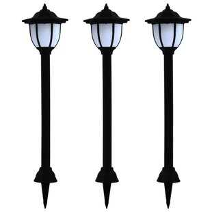Wyndemere 3 Light LED Pathway Light (Set Of 2) By Sol 72 Outdoor