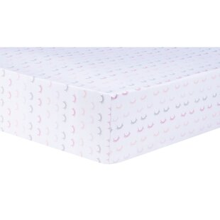 Reviews Valentin Fitted Crib Sheet ByHarriet Bee