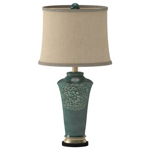 Organic Flowers 31 Table Lamp