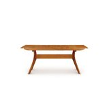 Audrey Butterfly Leaf Solid Wood Dining Table by Copeland Furniture
