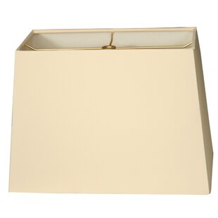 9 Shantung Rectangular Lamp Shade