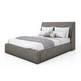 Affordable Voncile Low Upholstered Platform Bed by Latitude Run Reviews (2019) & Buyer's Guide