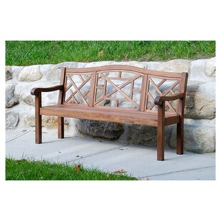Carlton Eucalyptus Garden Bench