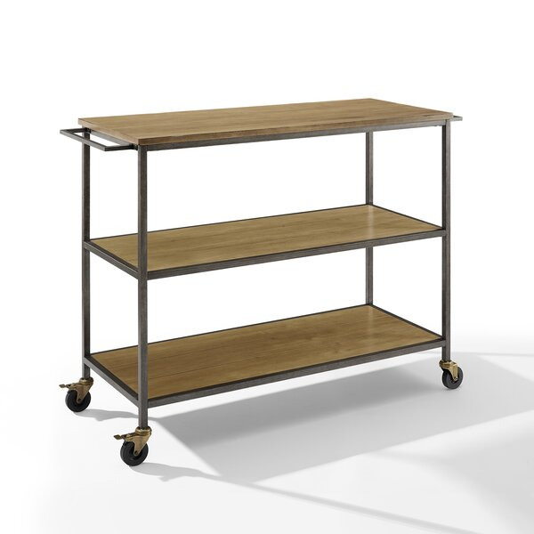 Modern & Contemporary Kitchen Storage Cart | AllModern