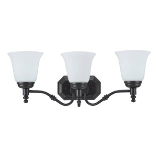 Compare prices 3-Light Vanity Light By Aspen Creative Corporation