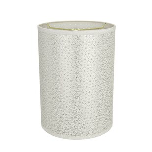 Transitional 8 Faux Drum Lamp Shade