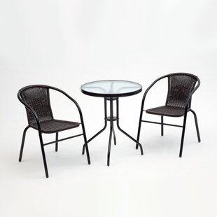 Ison 2 Seater Bistro Set Image