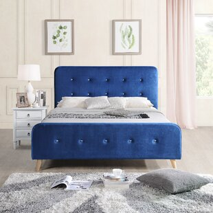 Kolb Queen Upholstered Platform Bed by Mercer41