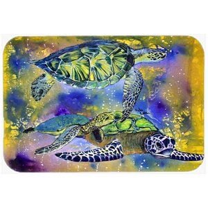Turtle Kitchen/Bath Mat
