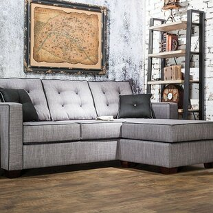 Shop Daniella Sectional by Longshore Tides