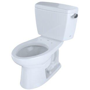 Toto Drake® Dual Flush Elongated Two-Piece Toilet