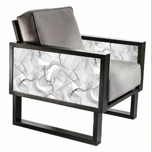 Steppe Armchair by Orren Ellis