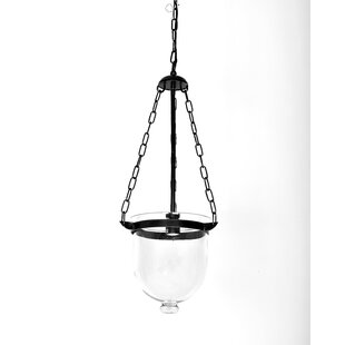 Three Posts Senecaville 1-Light Urn Pendant