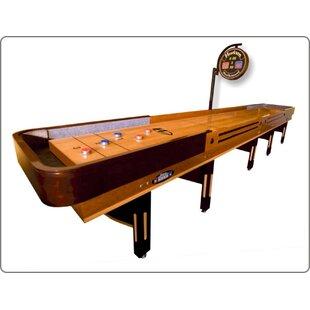 Grand 18u0027 Shuffleboard Table