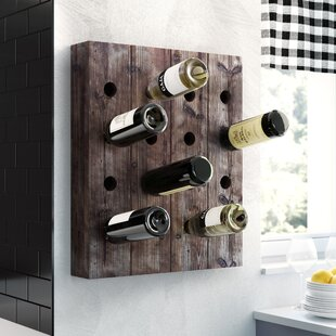 Pavo 16 Bottle Hanging Wine Rack by Laure..