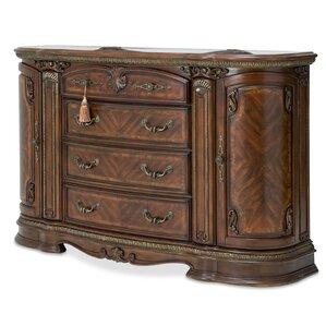 Bella Veneto 6 Drawer Dresser by Michael Amini (AICO)