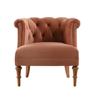 Everly Quinn Constantine Tufted Chair
