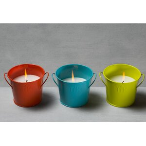 Citronella Jar Candle (Set of 3)