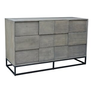 Hegeman 6 Drawer Dresser