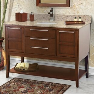 Top Reviews Aura 49 Single Freestanding Vanity Set By DECOLAV