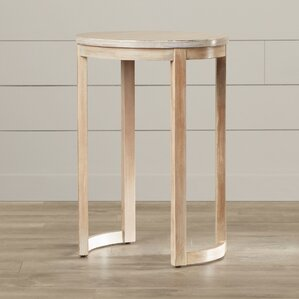 Jodie End Table by August Grove