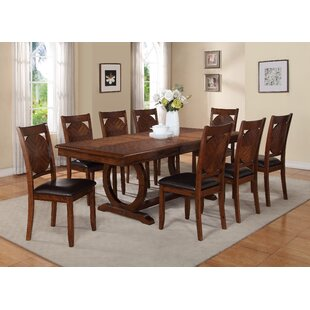Kapoor 9 Piece Dining Set
