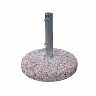 Pauline Concrete And Steel Free Standing Umbrella Base By ClassicLiving