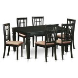 Pennington 7 Piece Extendable Dining Set by Beachcrest Home