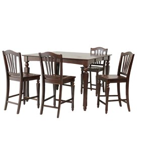 Onoway 5 Piece Counter Height Dining Set ..