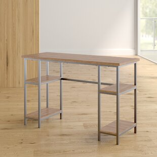 Jeffrey Solid Wood Writing Desk