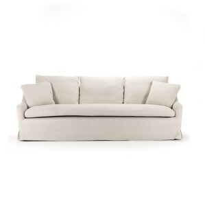 Rich Box Cushion Sofa Slipcover by Zentique Inc.