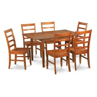 Lorelai 7 Piece Dining Set Savings