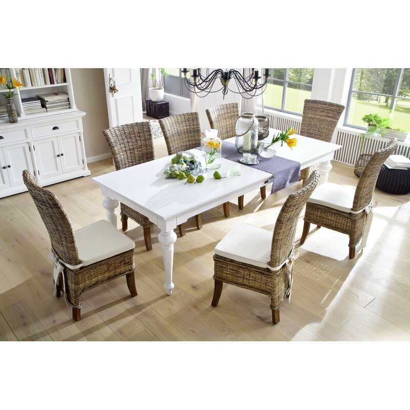 Westmont Solid Wood Dining Table