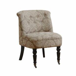 Beekman Slipper Chair by Astoria Grand