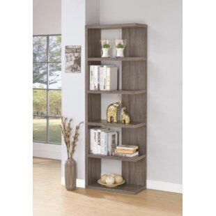 Tillett Standard Bookcase by Wrought Studio
