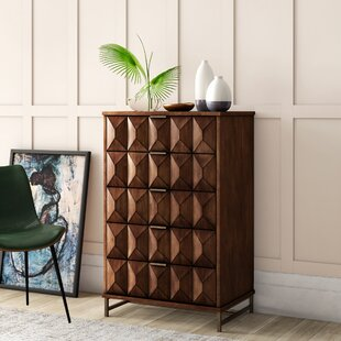 Mccaskill 5 Drawer Lingerie Chest by Mercury Row