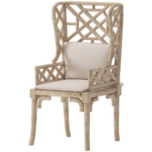 Constantia Wingback Chair Set of 2 by Bay Isle Home