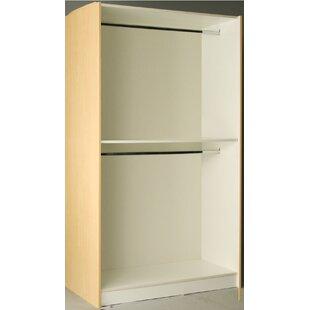 Music 1 Tier 2 Section Uniform Storage Locker by Stevens ID Systems