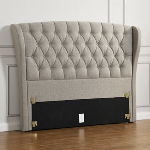 Binoche Upholstered Headboard By Rosalind Wheeler