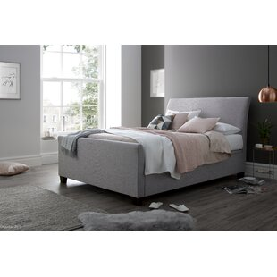 Allendale Upholstered Sleigh Bed By Ebern Designs