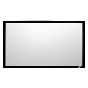 Find the perfect Sable Frame 2 White Fixed Frame Projection Screen ByElite Screens
