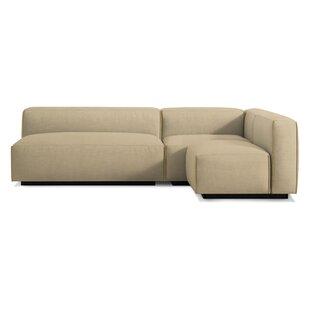 Blu Dot Cleon Medium Sectional Sofa