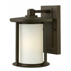 Hudson 1-Light Outdoor Wall Lantern