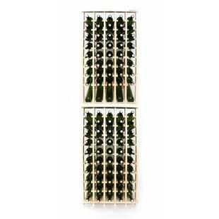 Premium Cellar Series 100 Bottle Floor Wine Rack by Wineracks.com