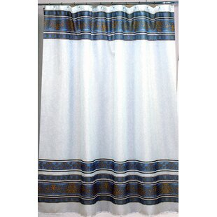 Fleur Single Shower Curtain