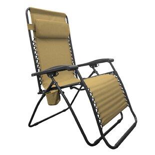 Freeport Park Emilee Reclining Zero Gravity Chair